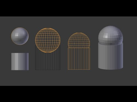 How To Join Objects In Blender? - Quick Tutorial
