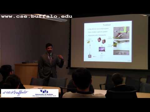 19 Mar 2013: Karthik Dantu: Coordination Micro-Aerial Vehicle Swarms