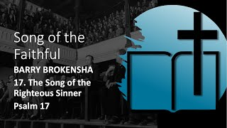 17 Jan 2021   The Songs Of The Faithful 17 - Song of the Righteous Sinner