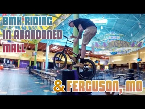 BMX Riding in Abandoned Mall / Capital Crew & Friends Ep. 12