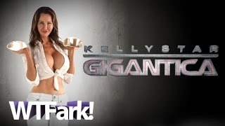 KELLY STAR GIGANTICA: Transgender Woman Claims To Have Largest Breasts In Australia