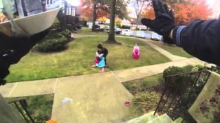 Making Kids Cry on Halloween