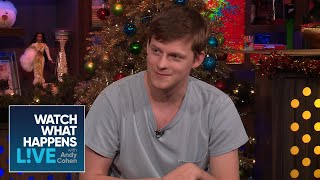Lucas Hedges Dishes On Thanksgiving With Julia Roberts   WWHL