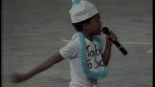 """""""Too Young to soca"""" by Machel Montano live at Dimanche Gras 1986"""
