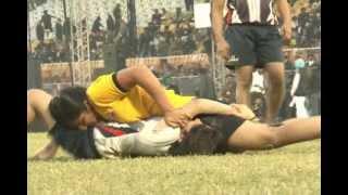 3RD WORLD CUP KABADDI 2012-INDIAN EVES KISS CROWN