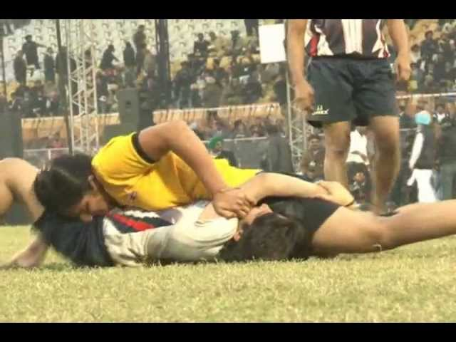 3RD WORLD CUP KABADDI 2012-INDIAN EVES KISS CROWN Travel Video
