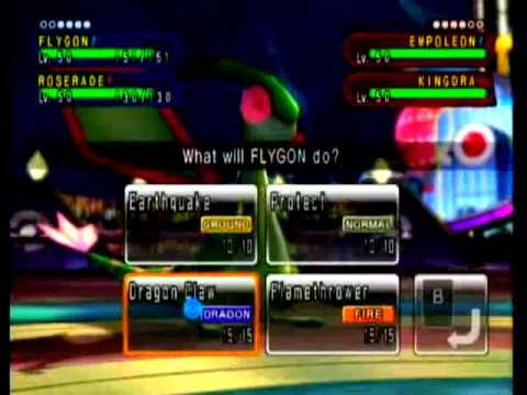Pokémon Battle Revolution - Rank 8 Trade Battles (1 of 5)