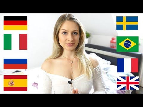 Q&A IN 8 LANGUAGES