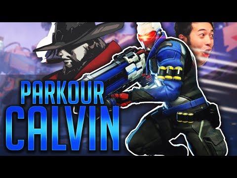 aimbotcalvin - Parkour Calvin