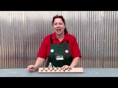 D.I.Y. Magnetic Knife Rack - D.I.Y. At Bunnings