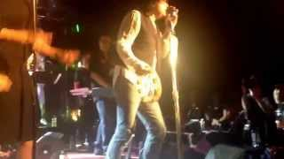 Just my imagination temptations cover by paul stanley soul station band 9-11-15 at the roxy in LA