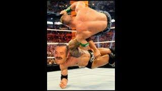 Risitas raconte comment il a battu John Cena