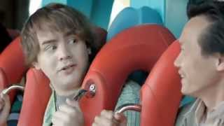 Cedar Point 2012 Commercial - Language Barrier - click click click woah!!! rollercoaster!