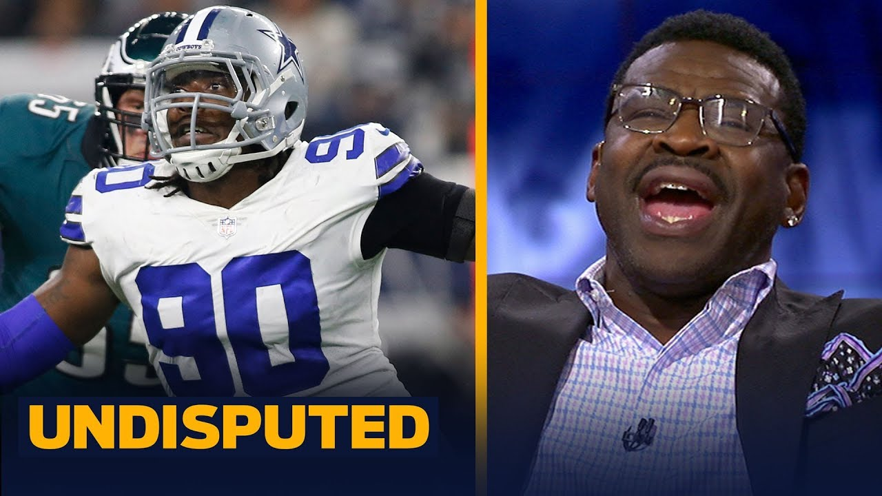 Michael Irvin on if the Cowboys defense can lead them to a Super ... ccbc9ca9a
