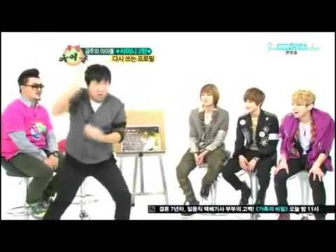 [ENG] Weekly Idol with SHINee 2 - part2