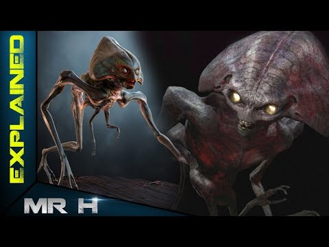 Martians (The War Of The Worlds)