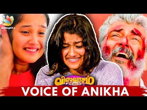 The Voice Behind Emotional Scene of Viswasam : Dubbing Artist Savitha Reddy & Shringa Interview