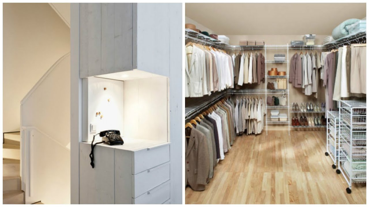10 organizing small closet ideas closet organization for Ideas to organize closets