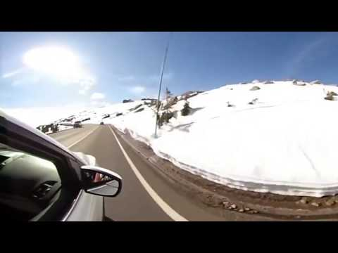 A 360 drive on America's highest continuous road