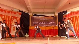 Unique Dance ASS College Gadag from Vikas