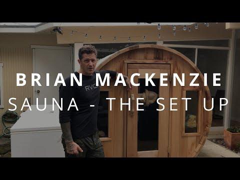 Sauna - The Set Up | Brian Mackenzie (Heat Exposure)