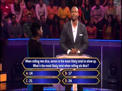 Who Wants To Be A Millionaire? - Kamari Aykes (March 2 & 3, 2015) - Pts. 1 & 2