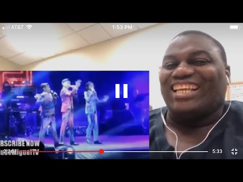 TNT Boys - listen : The Big Shot Concert Opening Production (Reaction)