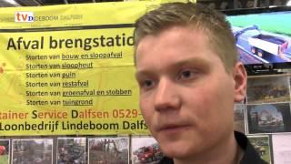 Damito 2016: Robbin van Lenthe van Afvalbrengstation Lindeboom
