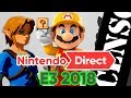 New 2D Zelda, Mario Maker and Odyssey DLC? + Leaks - Nintendo E3 Predictions
