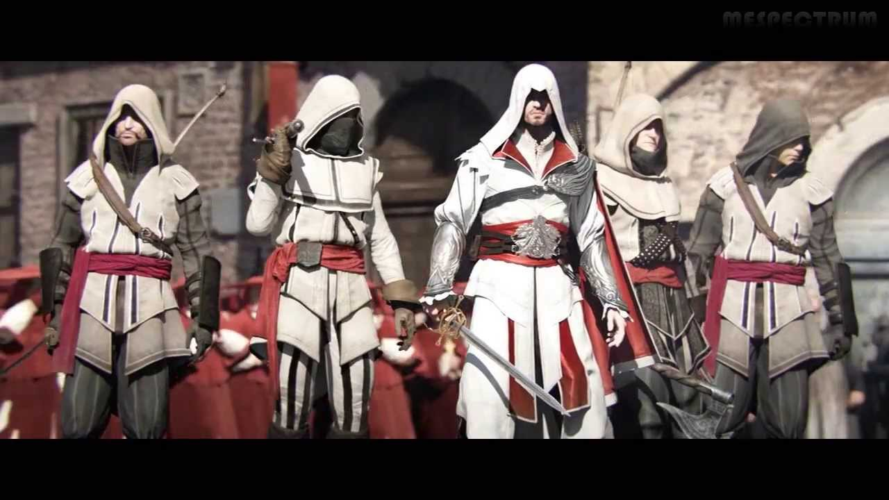 Assassin S Creed Brotherhood Intro Japanese Digic Pictures