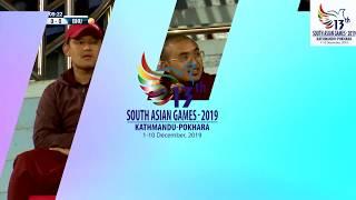 SAG FOOTBALL BHUTAN VS SRILANKA HIGHLIGHTS