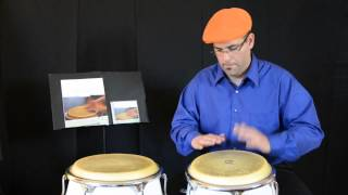 AFRO-CUBAN TUTORIAL #4 by Javier Diaz: RUDIMENTS