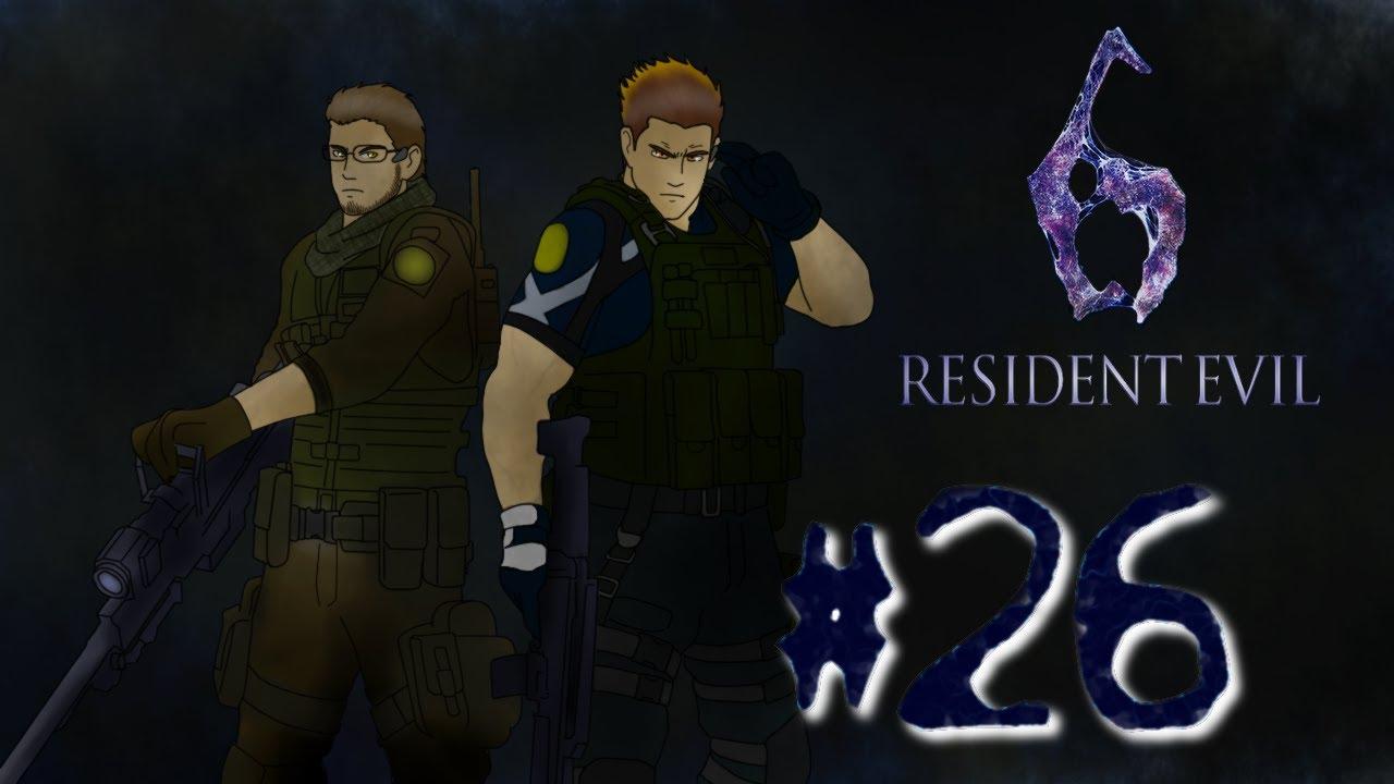 Resident Evil 6 German Stream