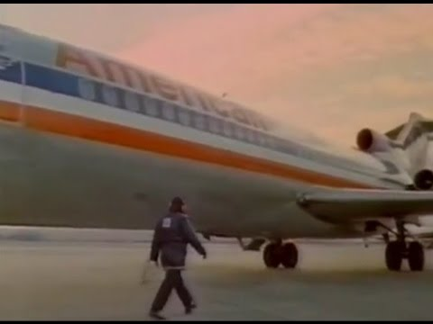 1982 American Airlines Commercial - Long