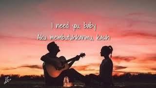 Lagu I need you,baby