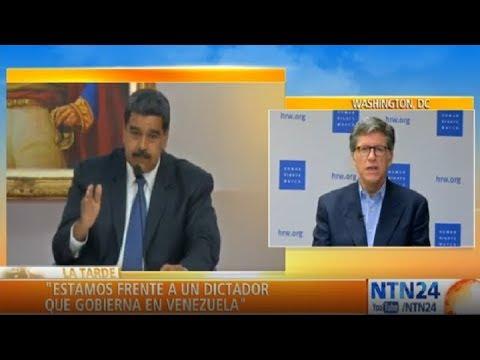 HRW propone adoptar un solo criterio para apoyar a los venezolanos que emigran