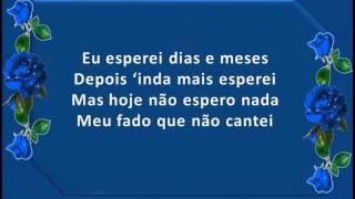 Fernanda Maria - O fado que eu não cantei