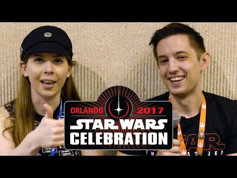 Star Wars Celebration 2017 - Jenny Nicholson Interview