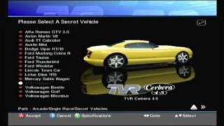 Vanishing Point Cracktro (Dreamcast version) by Echelon + Gameplay