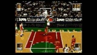 NBA In the Zone 2 PlayStation Gameplay - NBA In The Zone 2