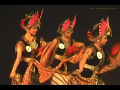 Tari Golek Surung Dayung UNNES ( Pelatih Tari MTsN 1 Smg ...