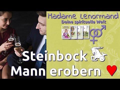 steinbock mann interesse