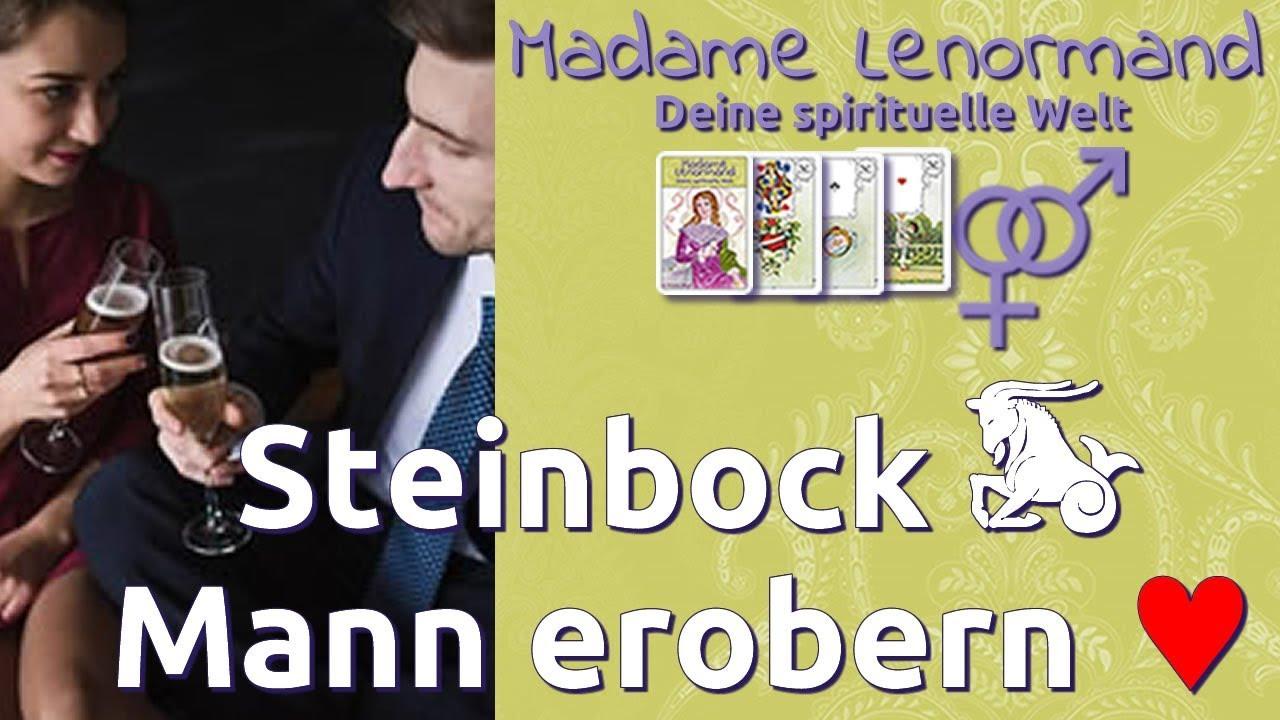 Steinbock verliebt anzeichen