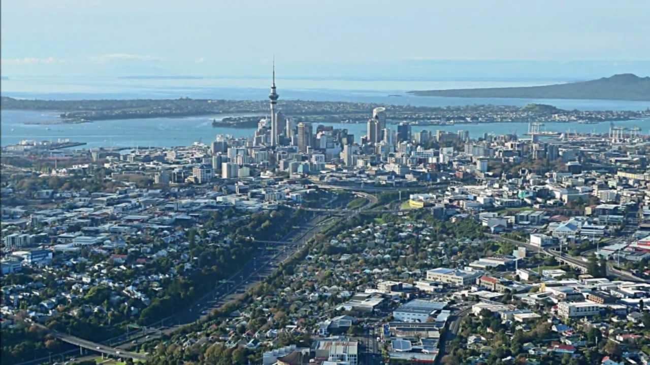 Cities Of New Zealand Youtube
