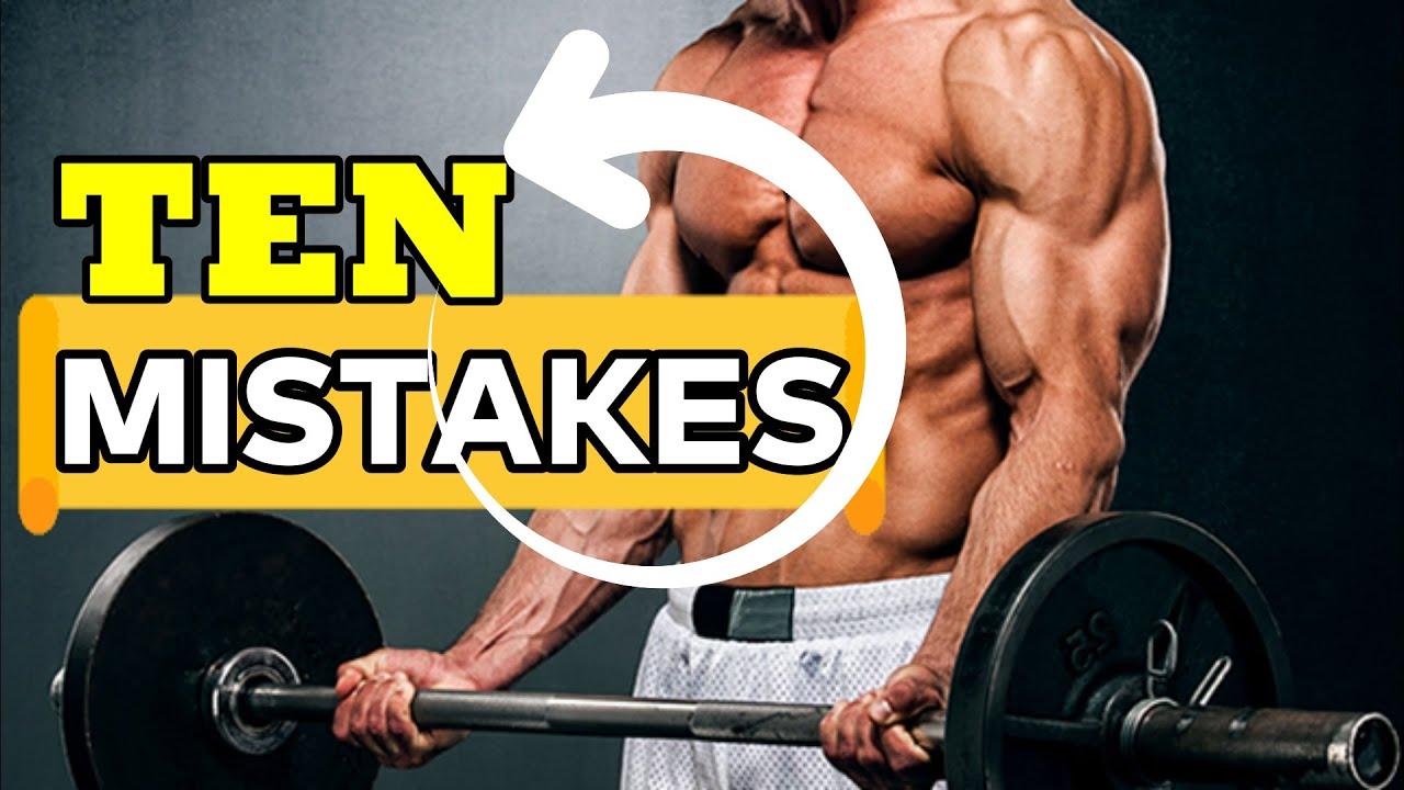 [HINDI] 10 Mistakes To Avoid - Skinny Guys Bulking Mistakes to Avoid