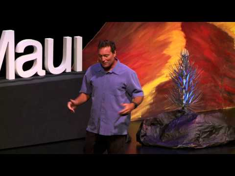 Ebb and flow -- lessons from riding giants | Dave Kalama | TEDxMaui