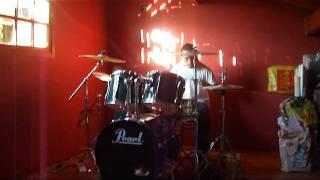 Ensiferum - Lai Lai Hei Drum Cover