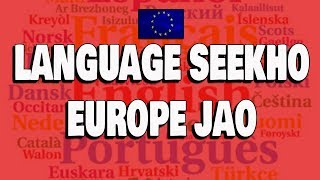 Learn Language & Go Europe Become Successful