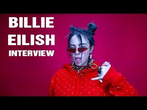 Tamo - Billie Eilish Talks Coachella And How She Handles Embarrassing Moments