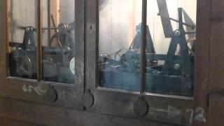 Salisbury Cathedral clock chiming